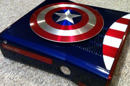 Captain America Xbox